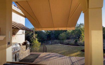 patio awning