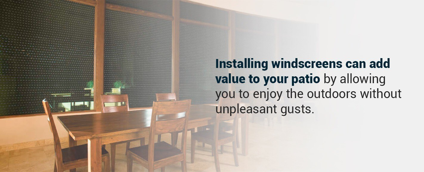 Install Windscreens on Your Windows