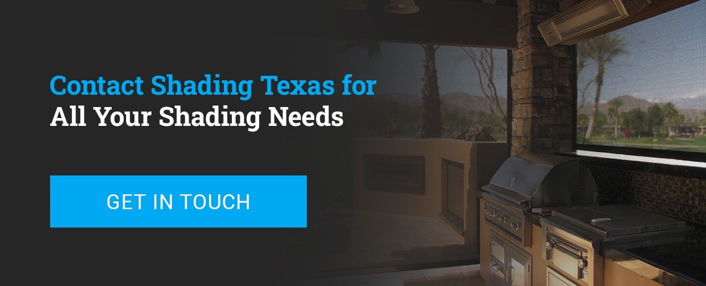 Contact Shading Texas for All Your Shading Needs