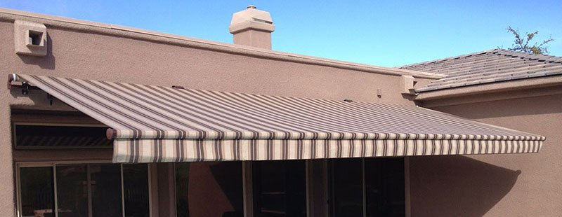 how awnings and sunscreens affect the value of your home