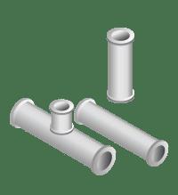 pvc pipes icons